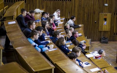 Відтепер при Київській МАН існує осередок Американського оптичного товариства
