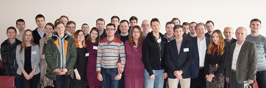 Воркшоп-семінар з сучасної фізики організований за підтримки шведського фонду